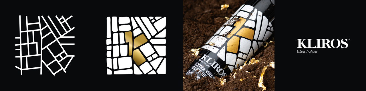 Package Design & Branding για το ελαιόλαδο Kliros