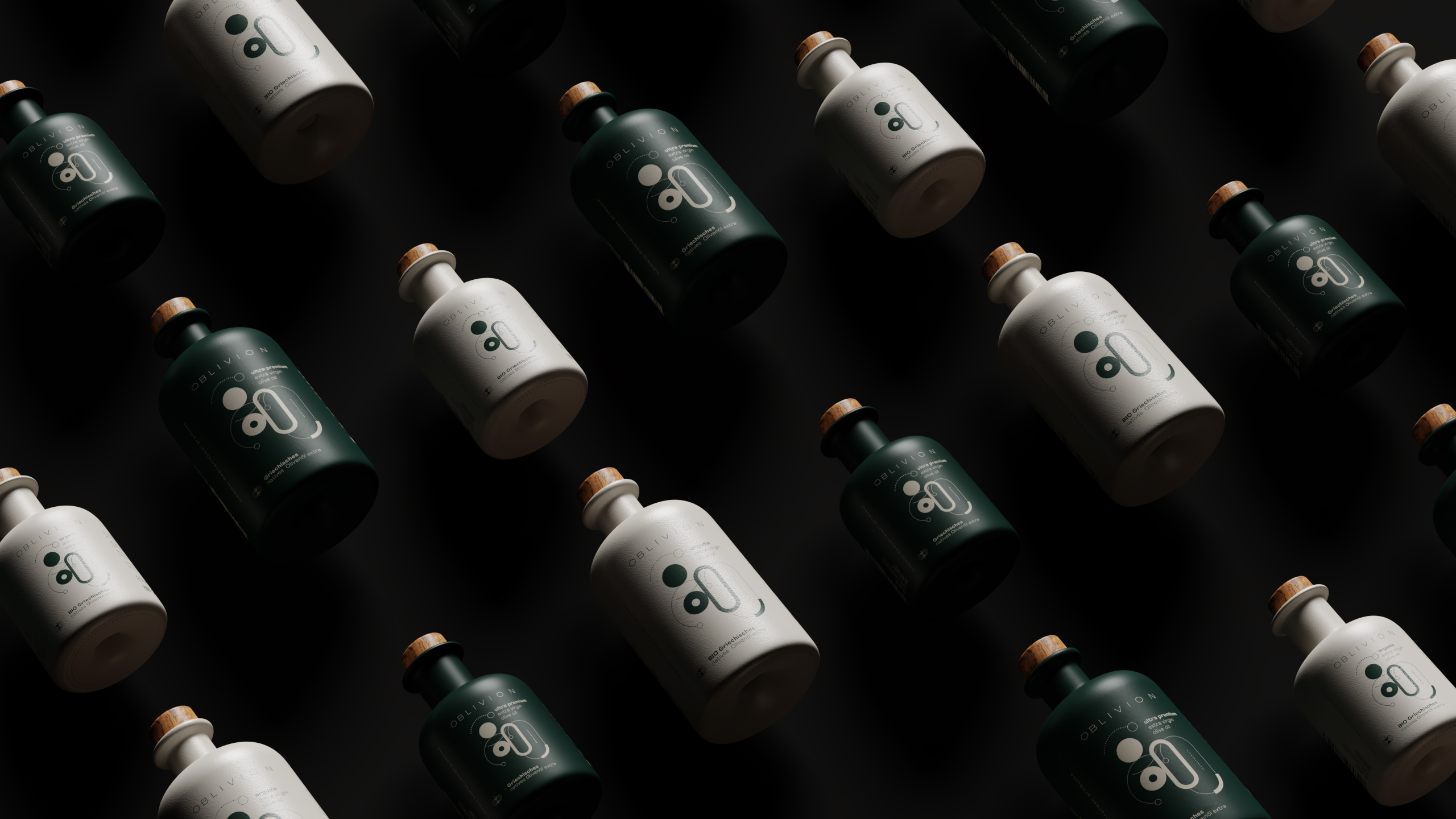 Oblivion Olive Oil - Package Design , Branding - Artware